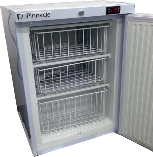 Pinnacle 115 Litre Laboratory Under Bench Freezer
